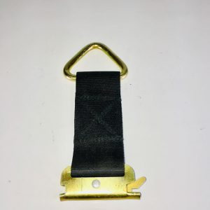 CARGO CLIP H/D WITH BELT AND TRIANGLE