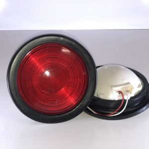 TAIL LAMP SEALED RED
