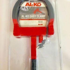 ALKO WHEEL CLAMP ANTI THEFT CAR & TRAILER