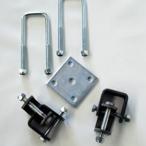 SPRING MOUNTING KIT 50MM SQR