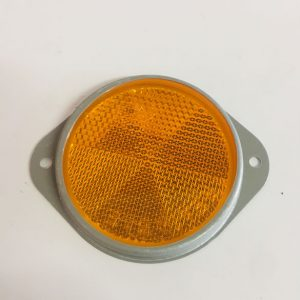 REFLECTOR AMBER 63mm ROUND